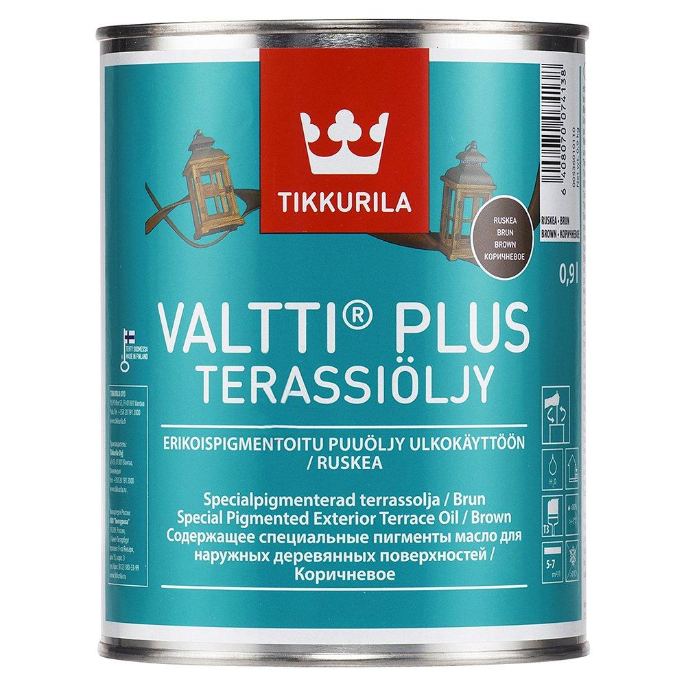 VALTTI PLUS TERASSIOLJY 1L