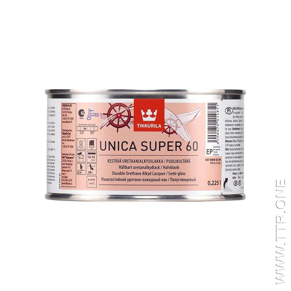لاک چوب یونیکا سوپر60 تیکوریلا